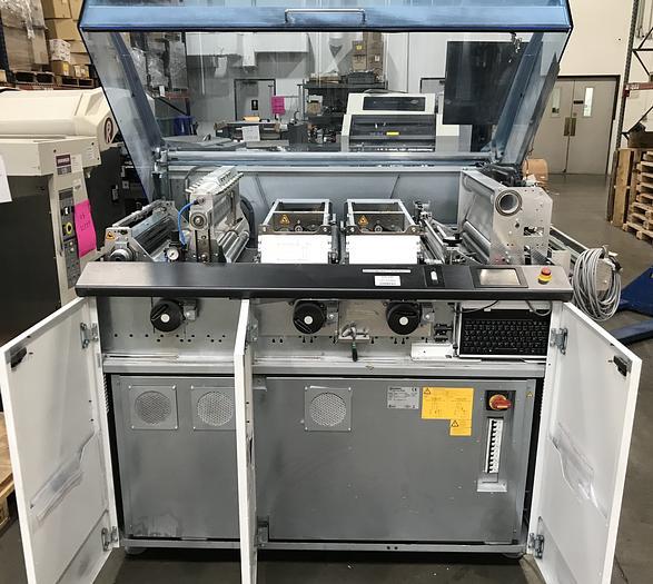 2011 - Hunkeler DP6-II 7508 Dynamic Perforator, 150 m/min