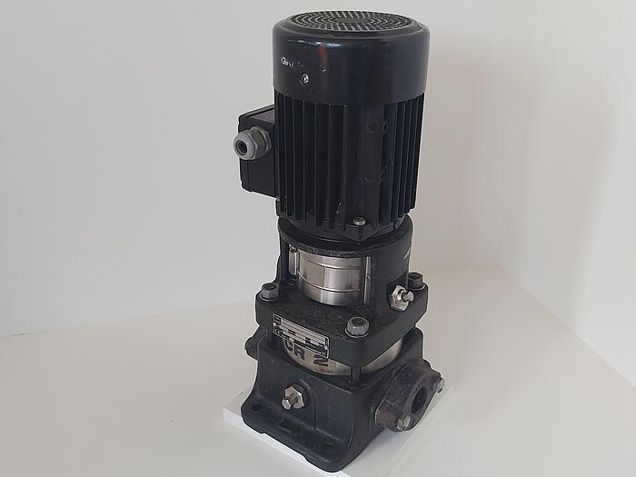 Gebraucht Grundfos CR2-30 A-A-A-BUBE, 2,5m³/h, 18,6m,