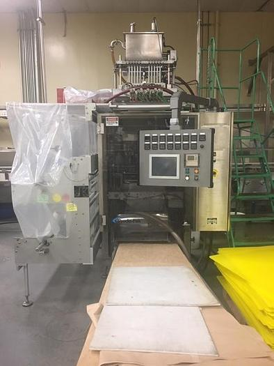 Used Prodopak Ph 215-CSW 12  - currently set for 5 lane operation