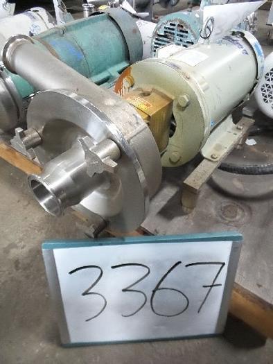 Used Fristam 3'' x 2'' Centrifugal Pump