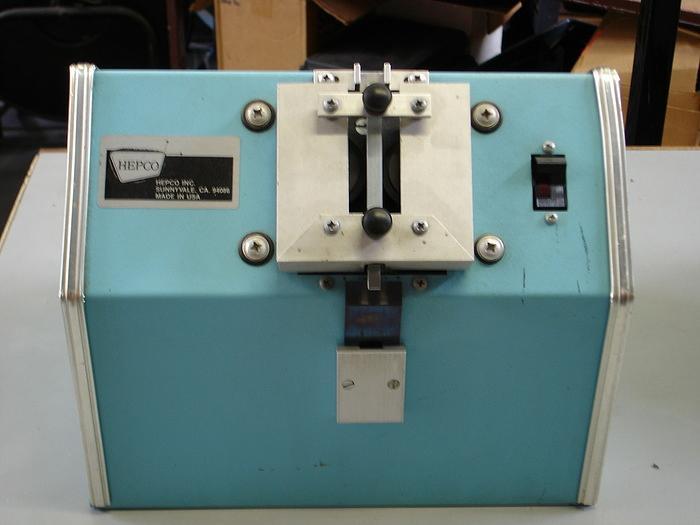 Hepco 7000-LF3A component prep