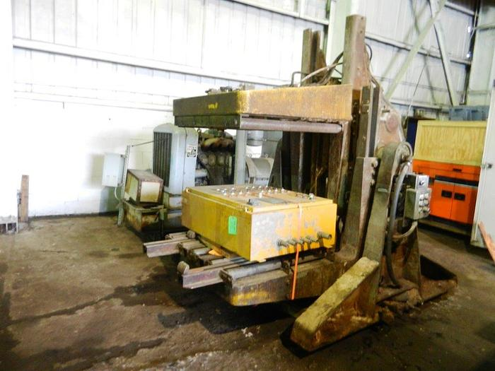 BEARDSLEY & PIPER 4025H ROLLOVER MOLDING MACHINE