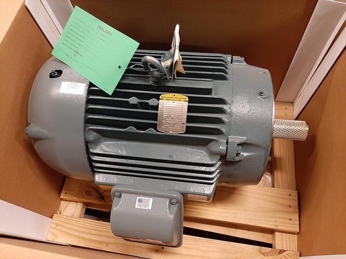 BALDOR  CECP4110T-5 40 HP motor