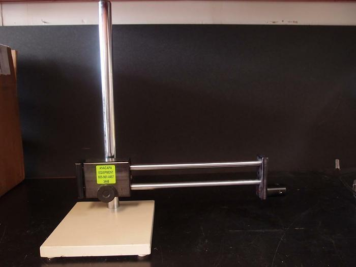 Used Double Arm Boom Stand (3448)