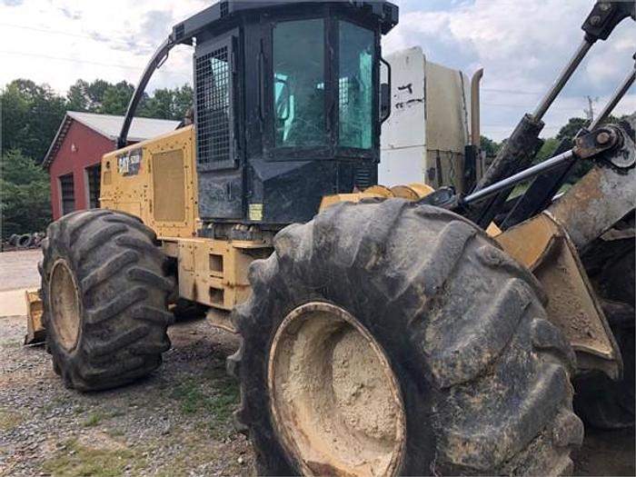 Used 2015 CATERPILLAR 525D