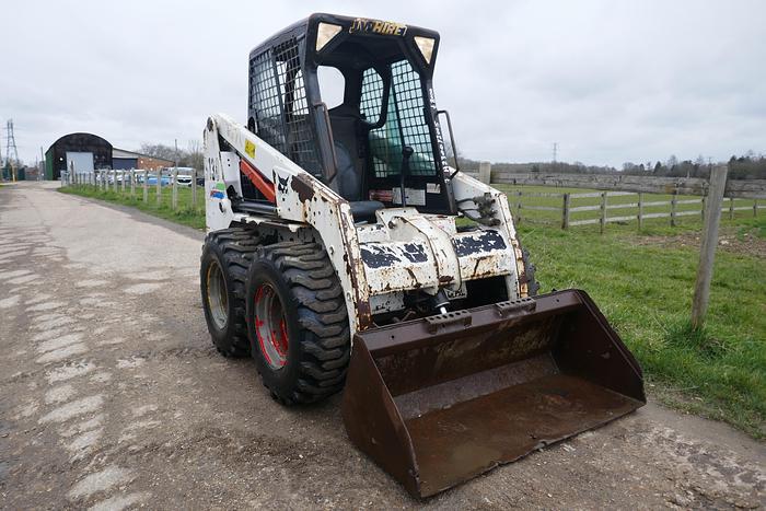 Used 2005 BOBCAT S130