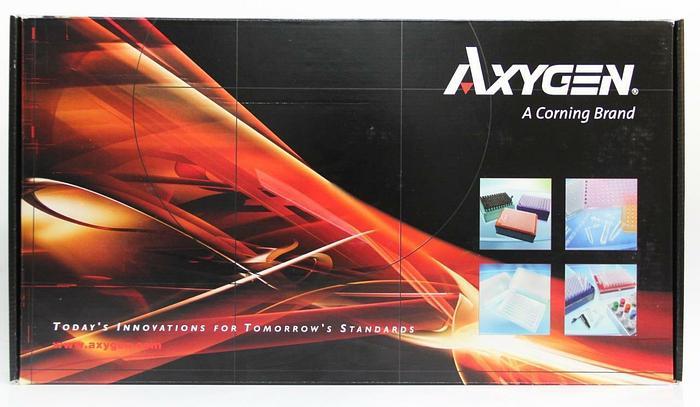 Corning Axygen FT-384-BK-R 30µl Maximum 384 Pipette Tips/Rack Lot of 10 (4699)