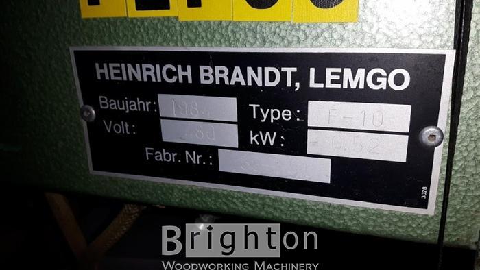 1984 Brandt F10 Edgetrimmer