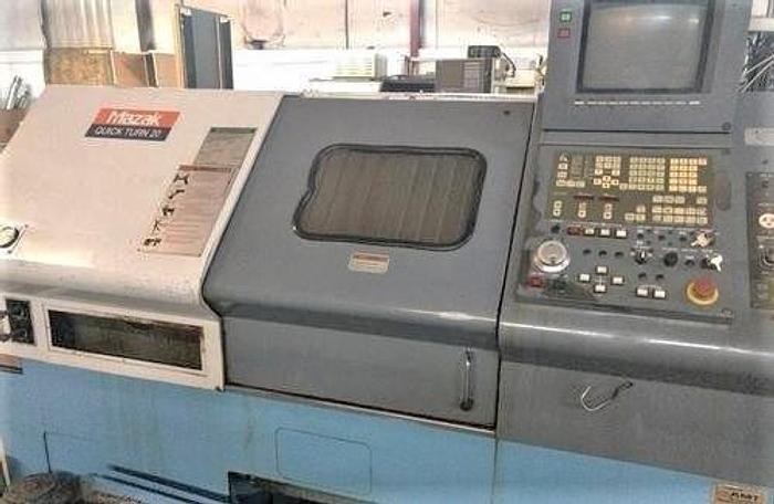 Used 1997 Mazak QT20