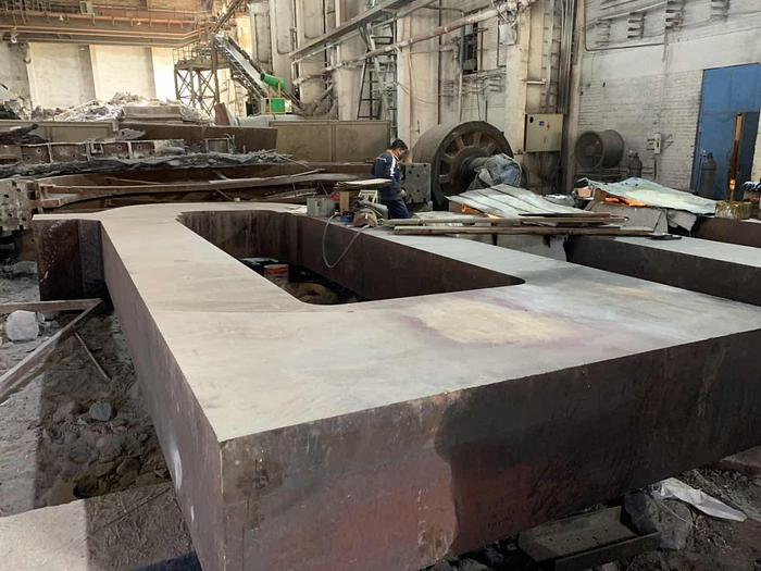 """1550mm (61"""") NEW Aluminum Breakdown Cold Rolling Mill: RM-446"""