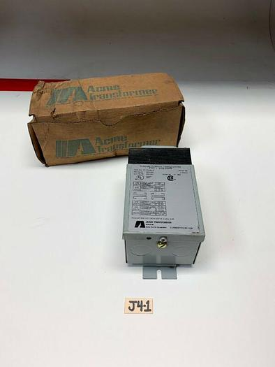 Acme T-53004 General Purpose Transformer Type 1 Enclosure *New~Fast Shipping*