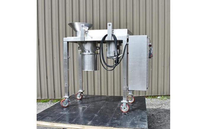 USED QUADRO COMIL, MODEL 196 S, STAINLESS STEEL, SANITARY