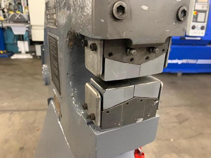 MARCHANT 4A PNEUMATIC SHRINKER & STRETCHER MACHINE / Two Units [5603]