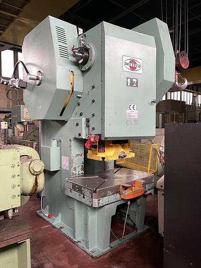 Buone Pressa Meccanica a Collo di Cigno DELTECO PE 160 M