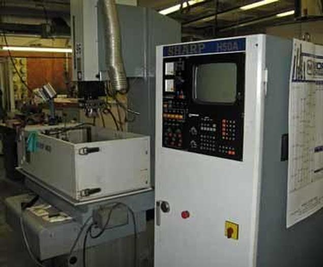 1997 Sharp SED-402 Sinker EDM