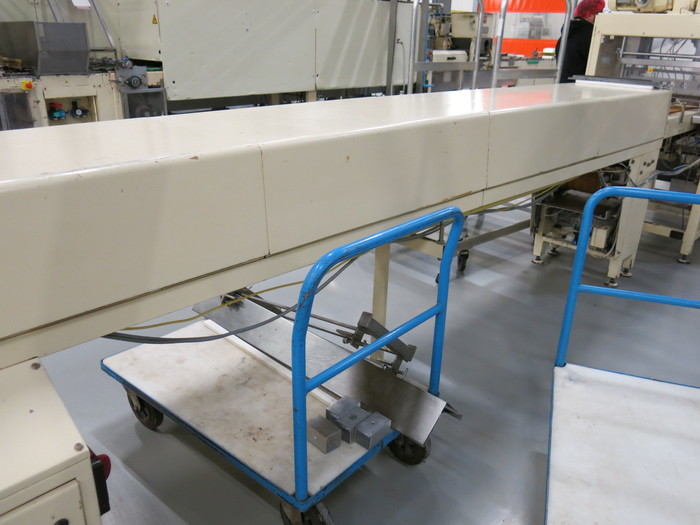 CANDY MASS CENTRE EXTRUSION / FORMING EQUIPMENT