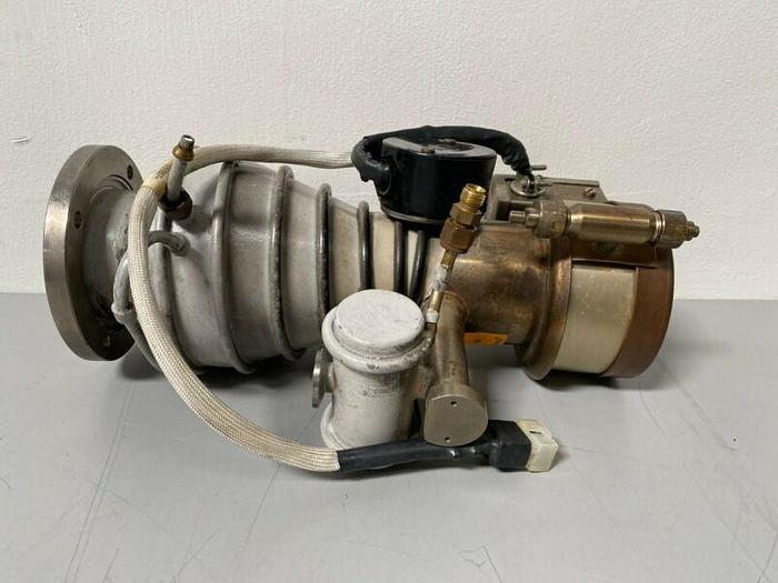 Used Edwards Diffstak Model 63 Diffusion Vacuum Pump & Heater System