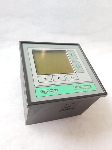 Universal power meter, UPM 3000, Algodue Electronica,  neu