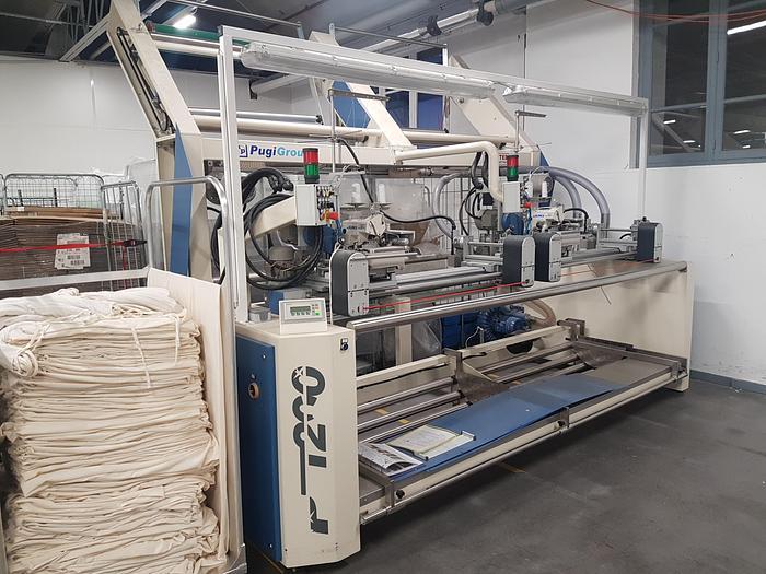PUGI sewing machine