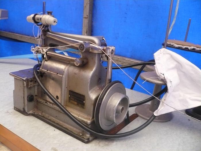 Gebraucht Muschelsaummaschine  IRMSCHER  Kl. 22 22mm