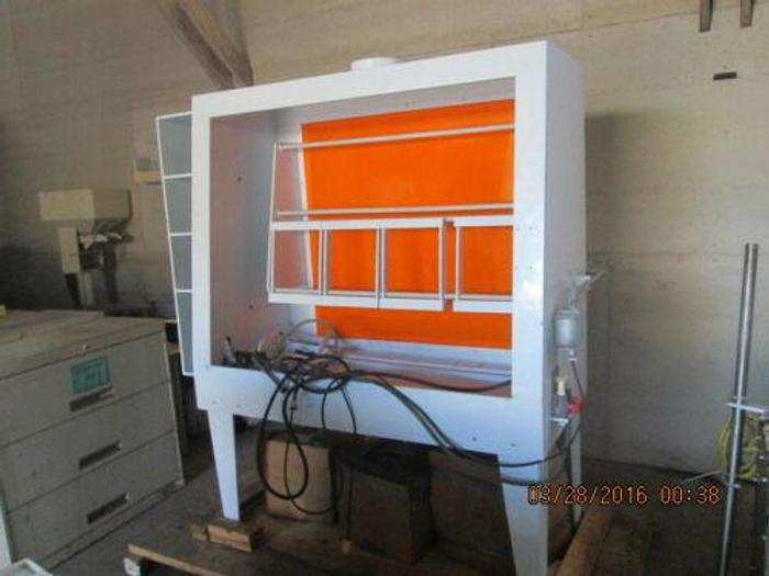 Used POLYPROPHELENE WET BENCH / WASH STATION