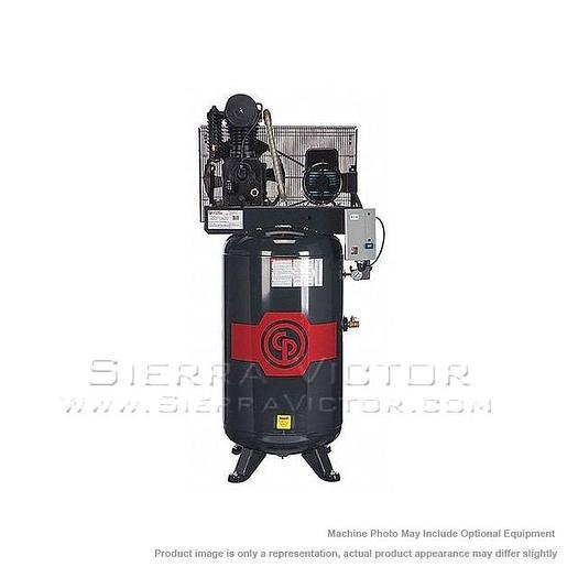 CHICAGO PNEUMATIC 7.5 HP Premium Piston Air Compressor RCP-C7583V