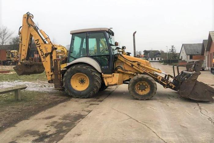 Used 1999 New Holland NH95