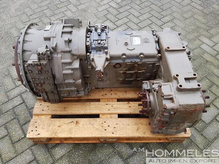 Used Wsk400 transmatic-400