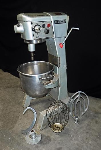 Used USED Hobart® 30-Quart Mixer, Model D-300-1