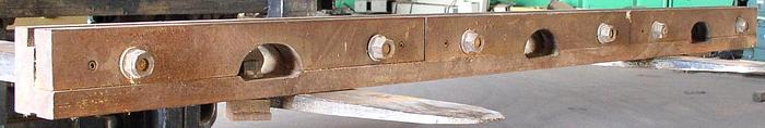 (5) Press Brake Die Holders