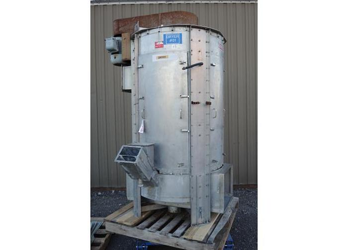 USED DRYER, SPIN AWAY DRYER, 190 CU.FT. EXPORT, STAINLESS STEEL