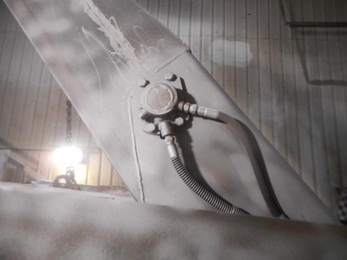 """2008 Converto 120"""" Long Arm Lugger- Stock #: 8599"""