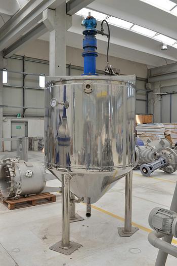 Usata Reattore  da 2.600 Litri