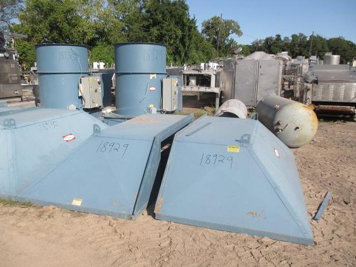 Used Hartzell Fan Vertical Heater; Md#A78V-486AA200STFCLS