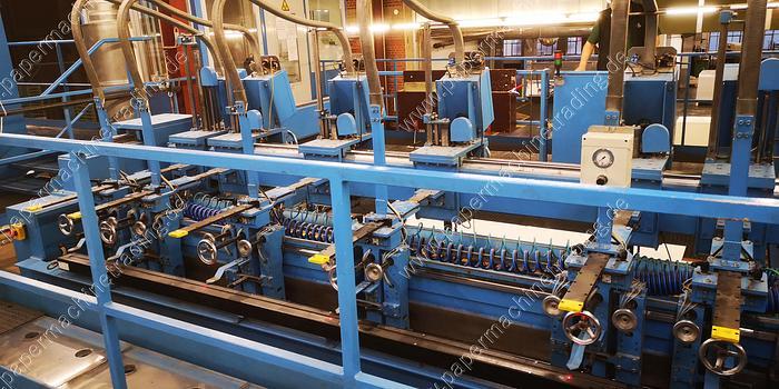 Gebraucht CVC-134  Sheet Cutter Jagenberg Duplex 2500 mm