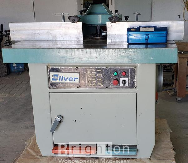 2002 Silver SLS 735 Spindle Shaper