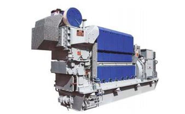 1.88 MW 2020 New MAN 9L21/31 HFO Flexible Fuel Generator