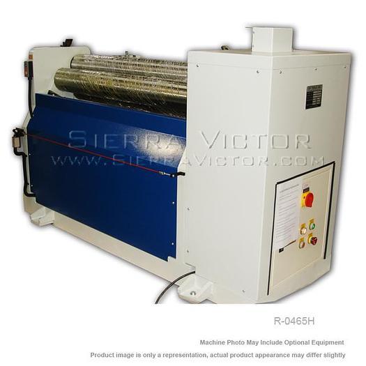 BIRMINGHAM Hydraulic Plate Bending Roll R-0465H