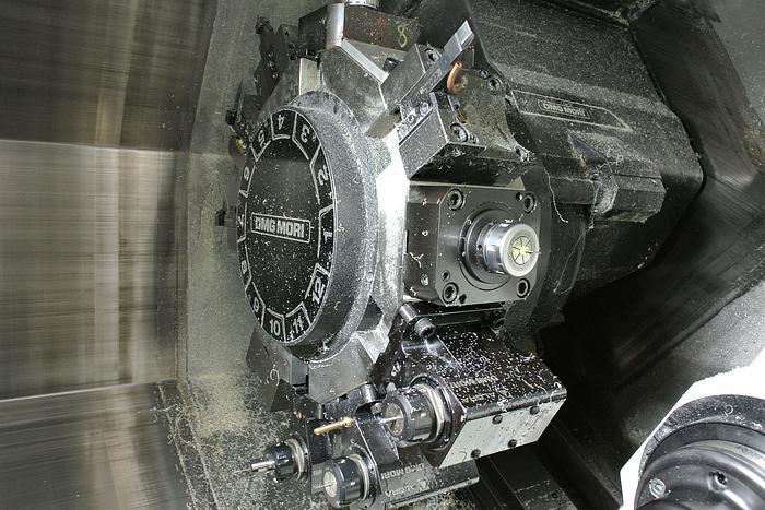 2018 DMG MORI NLX 1500SMC/500