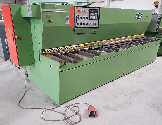 Gebraucht Hydraulische Tafelschere Fasti 509-40-4