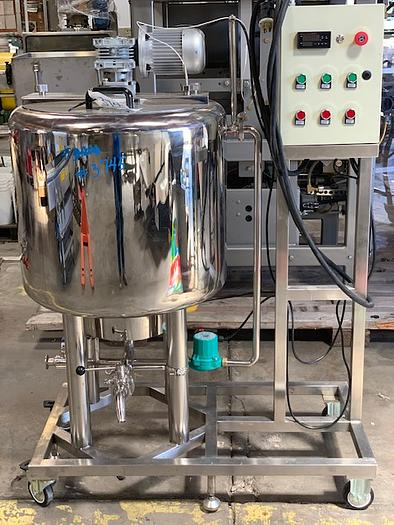 100 Liter Yogurt Fermentaion Tank