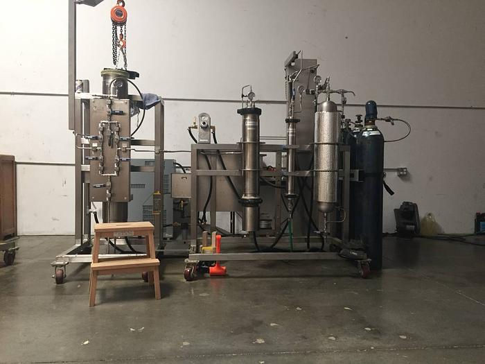 Eden Labs Co2 Cannabis Extraction Machine In California