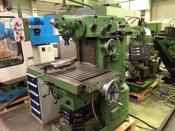 Werkzeugfräsmaschine - Universal KORRADI HV 003