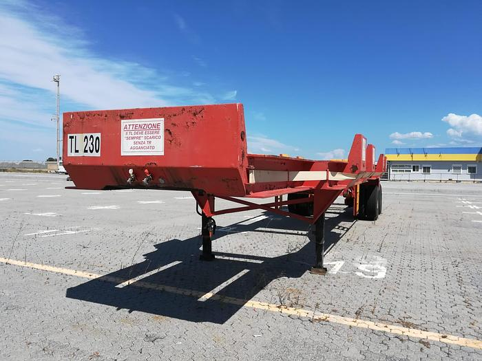 Gebraucht 2004 Siderligure Terminal trailer