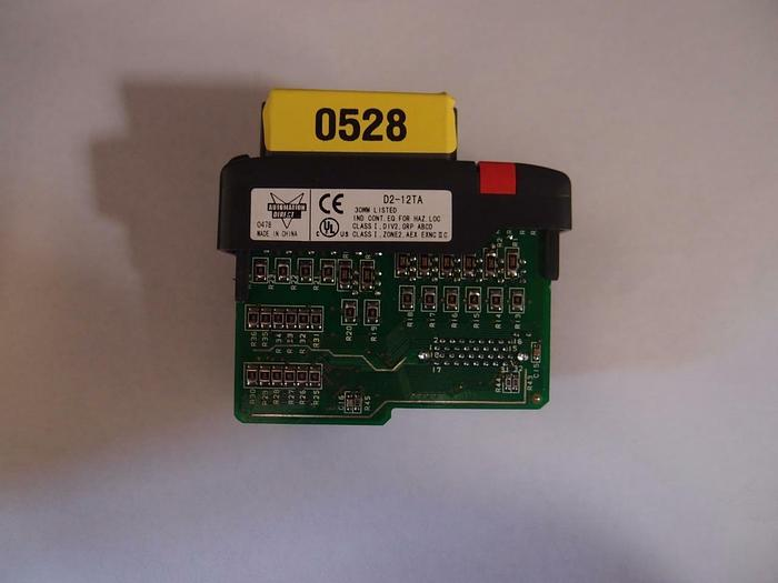 Used Automation Direct D2-12TA (528)