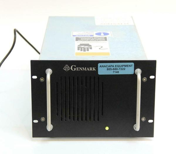 Used Genmark Automation 9800106281 Small Robot System Controller 2010 (7146 T) R