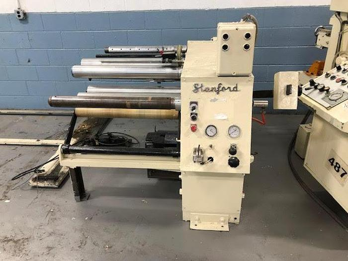 "Used 24"" STANFORD 142 DOCTOR MACHINE 24"" DIAMETER"