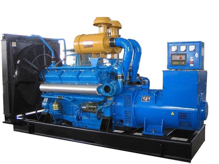 Used 1.2 MW 2000 Used Perkins 4012-TAG2 Diesel Generator Set