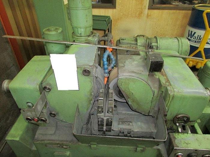 Herminghausen SR2G Centerless Grinding Machine
