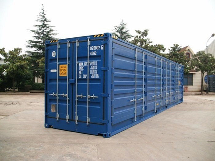 40 'Container 9'6 ""